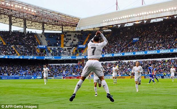 Ronaldo lập siêu kỷ lục, Real Madrid vẫn ngậm ngùi về nhì ở La Liga - Ảnh 6.