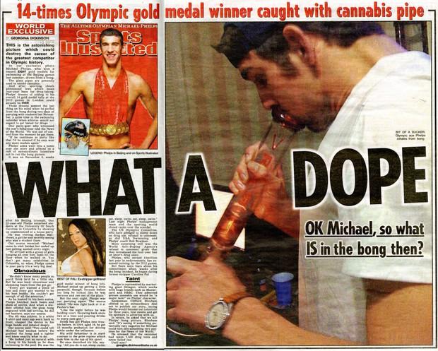 Michael Phelps: Huyền thoại của những scandal bên ngoài đường đua xanh - Ảnh 2.
