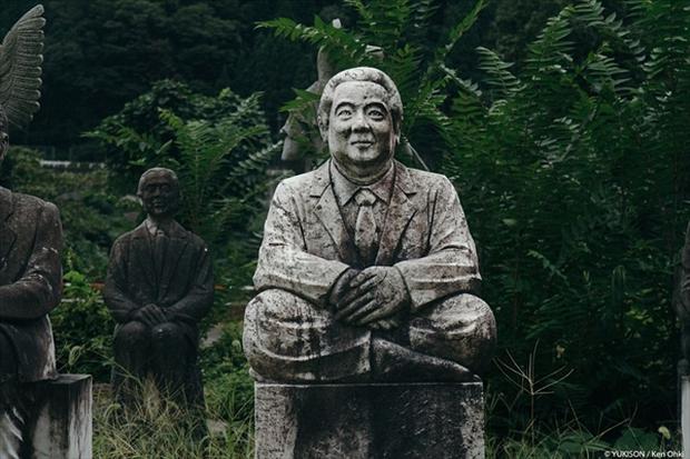 Nỗi ám ảnh từ những bức tượng biết đi tại công viên ma Nhật Bản - Ảnh 8.