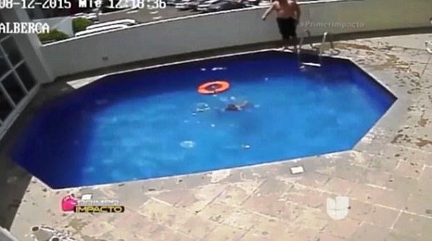 Ném con gái 3 tuổi xuống bể bơi đến chết, cha dượng lĩnh án 100 năm tù - Ảnh 6.