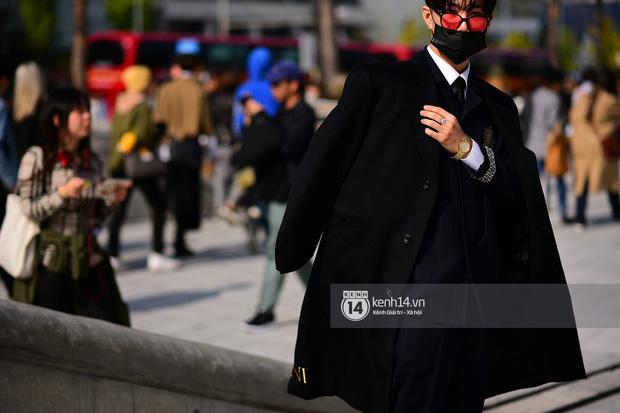 Hoàng Ku, Châu Bùi, Min xuất hiện cực nét cùng fashionista Hàn tại Tuần lễ thời trang ngày 3 - Ảnh 5.