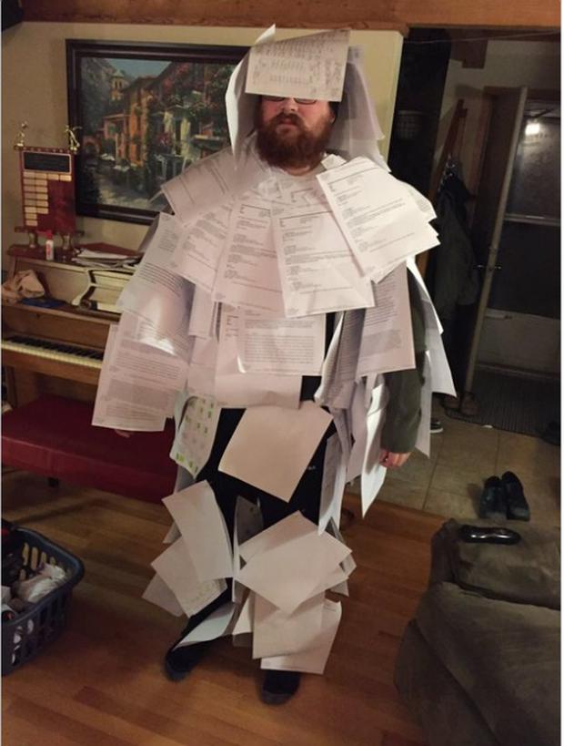 Cười không nhặt được mồm với những màn hóa trang bá đạo nhất mùa Halloween 2016 - Ảnh 4.