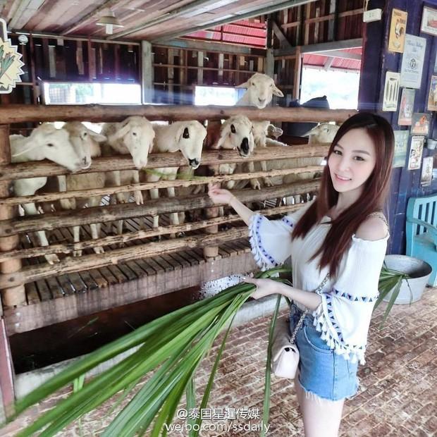 Nàng Tây Thi trái cây gây sốt cộng đồng mạng Thái Lan vì quá xinh đẹp, quyến rũ - Ảnh 5.
