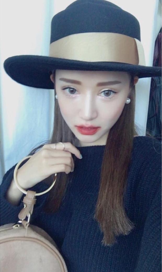 Ulzzang đình đám Park Sora ngày càng già nua, xuống sắc vì lạm dụng thẩm mỹ? - Ảnh 5.