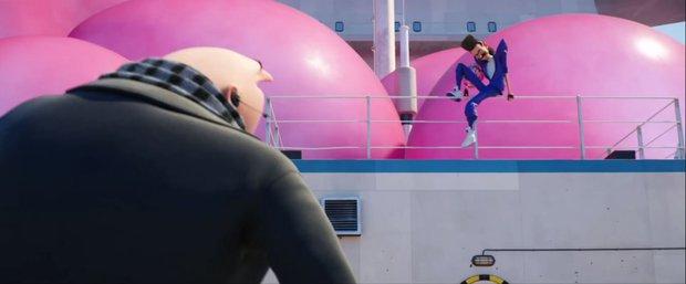 Lũ Minion nhí nhố đã trở lại trong trailer mới của Despicable Me 3 - Ảnh 4.