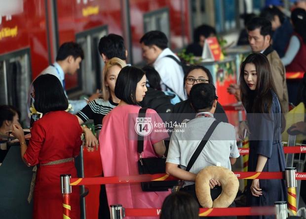 Wonder Girls bay từ Hàn Quốc sang Hà Nội rồi mới vào TP.HCM - Ảnh 16.