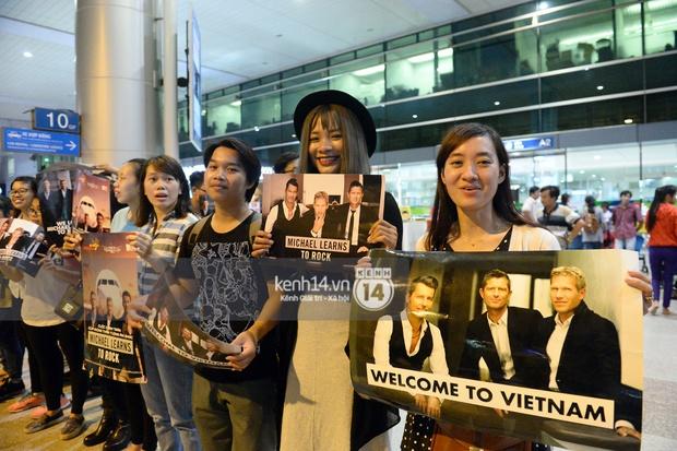 Wonder Girls bay từ Hàn Quốc sang Hà Nội rồi mới vào TP.HCM - Ảnh 7.