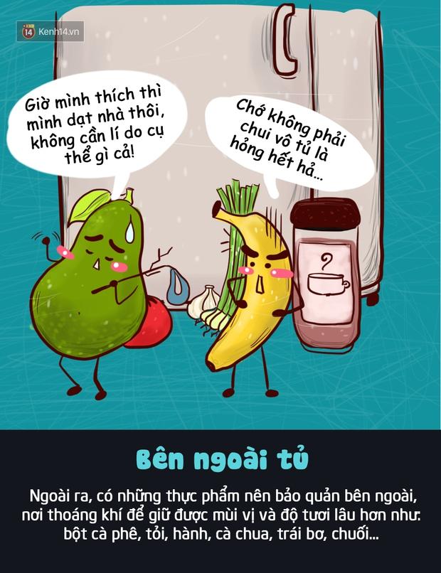 Đây là vị trí bạn nên đặt thực phẩm trong tủ lạnh để giúp chúng tươi ngon lâu nhất - Ảnh 6.