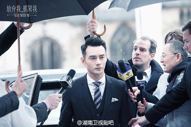 Sau Dương – Sảng, Trần Kiều Ân thân mật cùng Vương Khải dưới mưa - Ảnh 14.