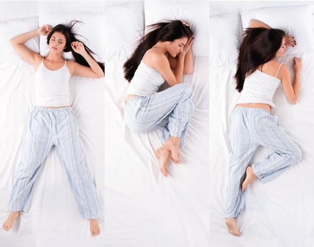Bạn có đang ngủ sai tư thế và làm thế nào để khắc phục? - Ảnh 1.