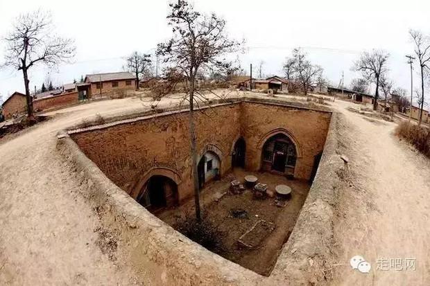 Ngôi làng kỳ lạ nhất Trung Quốc: Toàn bộ người dân đều sống dưới lòng đất - Ảnh 15.