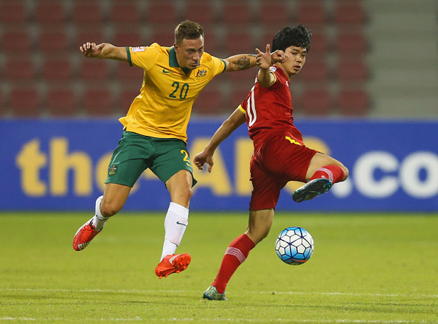 Ông Miura chết lặng khi U23 Việt Nam thua trận - Ảnh 4.