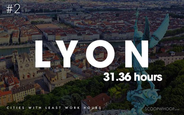 10 thành phố có số giờ làm việc ít nhất thế giới - Ảnh 9.