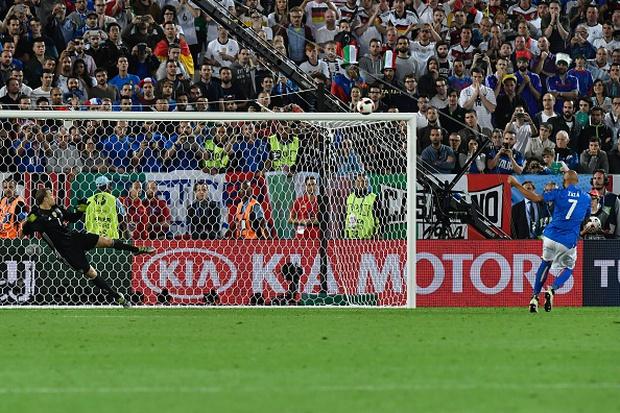 10 thảm họa penalty còn tệ hơn cả cú sút của Simone Zaza - Ảnh 2.