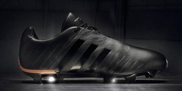 Liên minh Adidas - Porsche ra mắt dòng giày bóng đá đẹp long lanh - Ảnh 5.