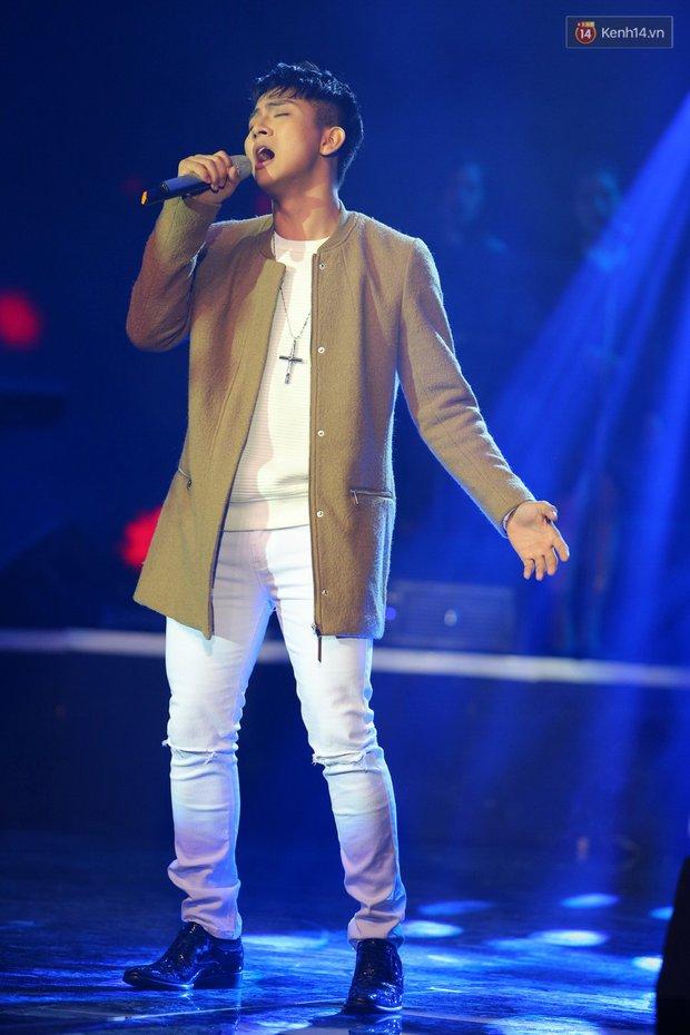 Hoài Lâm giành giải thưởng 500 triệu đồng của Bài hát yêu thích 2015 - Ảnh 3.