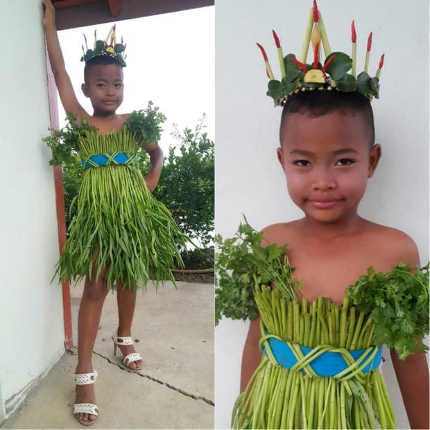 Cậu bé bỗng nổi tiếng khắp Thái Lan vì phong cách thời trang tự chế chẳng giống ai - Ảnh 10.