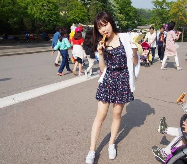 Dù cao 1m46 nhưng cô nàng này vẫn được cả ngàn người gọi là hot girl - Ảnh 5.