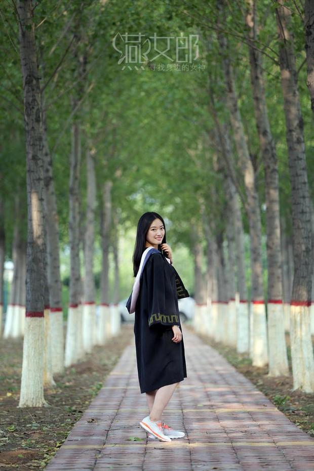 Loạt ảnh những nữ thần giảng đường Trung Quốc xinh như mơ trong ngày tốt nghiệp - Ảnh 14.