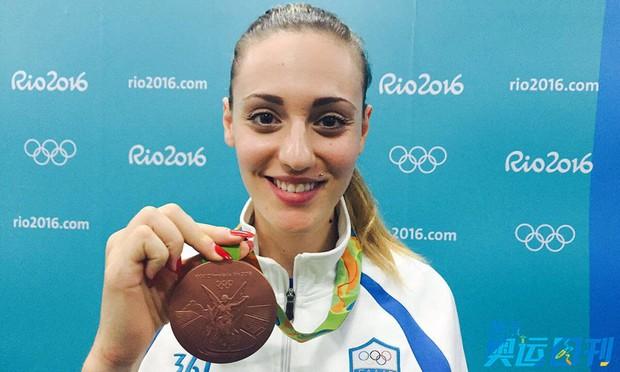 Cho dù Olympic Rio đã kết thúc, nhưng những bóng hồng này vẫn khiến người ta phải xao xuyến - Ảnh 10.