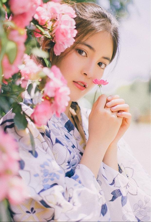 Nữ thần mới với vẻ đẹp thanh thoát khiến cư dân mạng Trung Quốc đổ rạp - Ảnh 10.
