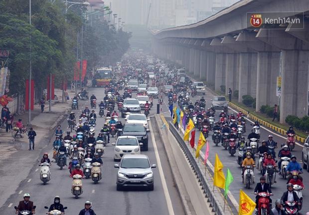 Chính thức thông xe hai hầm chui lớn nhất Hà Nội - Ảnh 6.