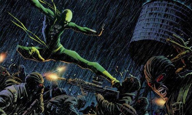 10 TV series siêu anh hùng mới sắp được ra mắt trong năm 2016 - Ảnh 7.