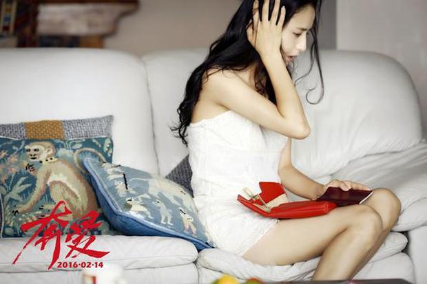 Đổ mồ hôi với cảnh giường chiếu đồng tính của Đồng Lệ Á và Châu Đông Vũ - Ảnh 6.