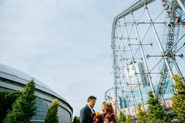 Lặn lội sang Nhật Bản chụp ảnh cưới, cặp đôi Trung Quốc nhận về toàn... thảm họa - Ảnh 6.