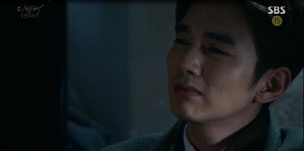 """""""Remember"""": Yoo Seung Ho nghẹn lời khi đã giải oan cho cha thành công - Ảnh 6."""