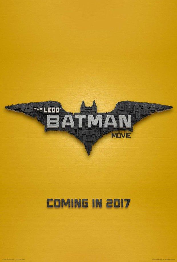 Kỵ Sĩ Bóng đêm cô độc trong LEGO Batman Movie - Ảnh 7.