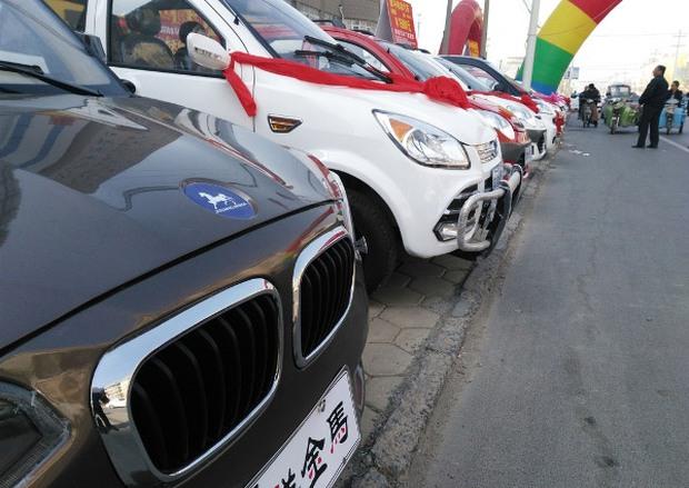 Hãng ô tô điện khiến người ta cười ra nước mắt với loạt sản phẩm nhái các dòng xe Audi, BMW, Range Rover... - Ảnh 10.