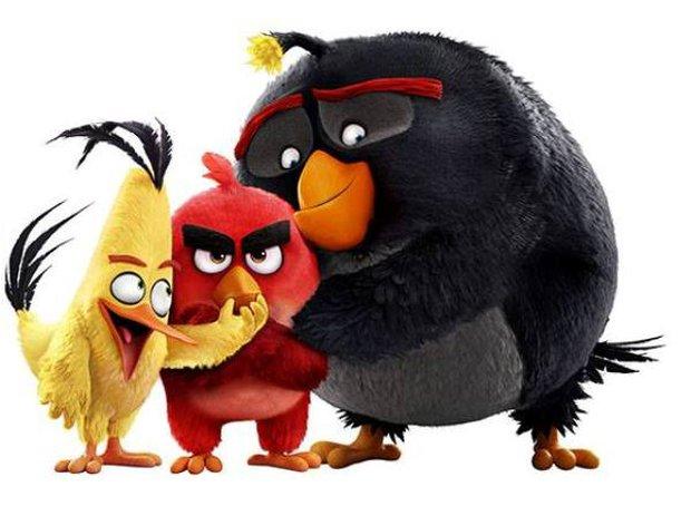 Thái Hòa trở thành Red cáu giận trong The Angry Birds Movie - Ảnh 7.