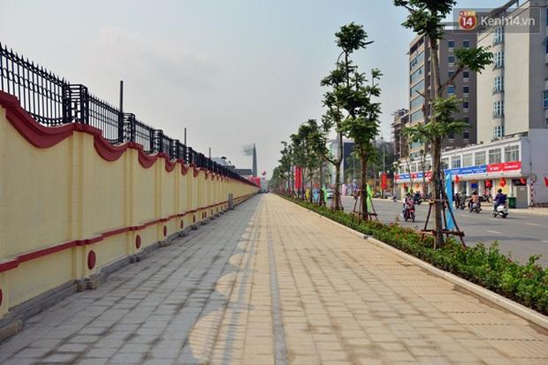 Thông xe tuyến đường kiểu mẫu đầu tiên ở Hà Nội - Ảnh 6.