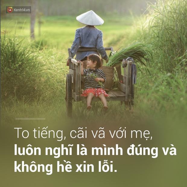 Ngày của Mẹ, bạn có nhớ những lần mình đã vô tâm để mẹ phải buồn không?  - Ảnh 6.