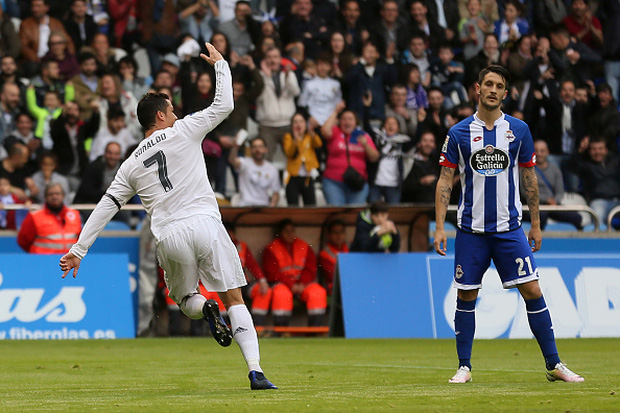 Ronaldo lập siêu kỷ lục, Real Madrid vẫn ngậm ngùi về nhì ở La Liga - Ảnh 7.