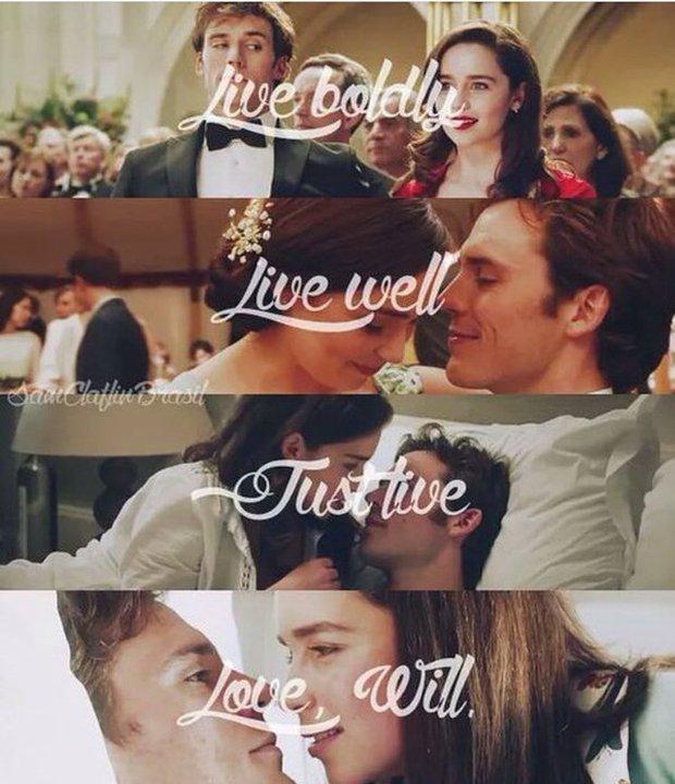 Me Before You - Nếu thực là yêu, ai cũng cần một tình yêu như thế! - Ảnh 8.