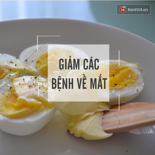 Những lợi ích không thể kể hết của việc ăn trứng vào bữa sáng - Ảnh 10.