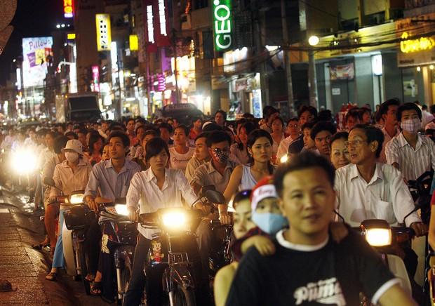 Không chỉ Indonesia, rất nhiều thành phố khác trên thế giới cũng thường xuyên ùn tắc kinh hoàng - Ảnh 6.