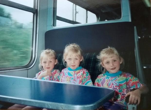 Đây là những cô nàng sinh 3 xinh đẹp, quyến rũ và giống nhau nhất thế giới - Ảnh 6.