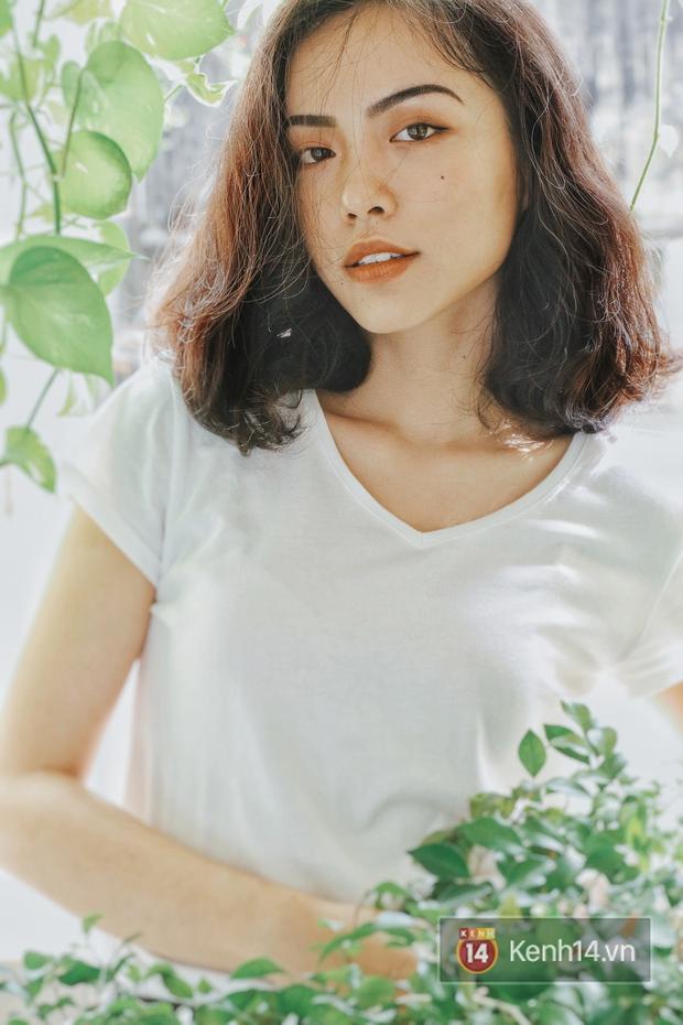 Nhan sắc được ví như Hà Tăng của cô nàng đã lột xác nhờ giảm 14kg - Ảnh 2.
