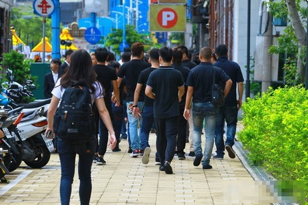 Đại ca xã hội đen khét tiếng Đài Loan bị bắn chết, 3.000 người nối đuôi nhau đến đưa tang - Ảnh 5.