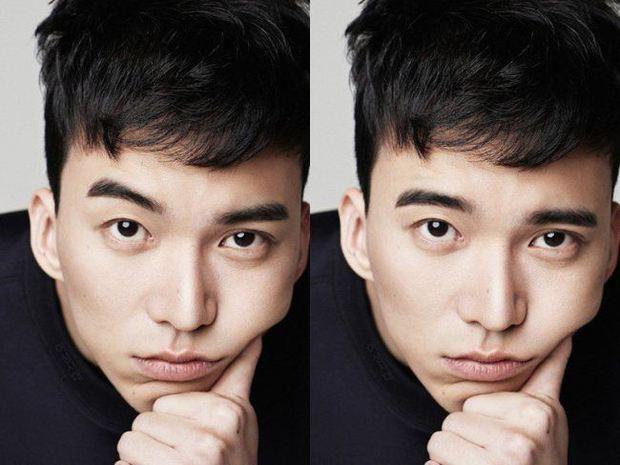 Dàn mỹ nam Hàn trông sẽ như thế nào khi thử mốt lông mày ngang của các chị em? - Ảnh 7.