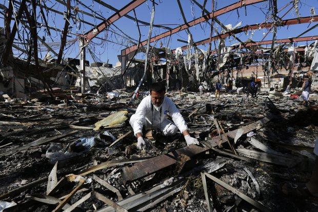 Những thân hình chỉ còn da bọc xương gây sốc: Cả một thế hệ của Yemen đang đứng trước nguy cơ diệt vong vì nạn - Ảnh 6.