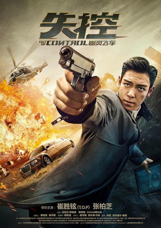 T.O.P ngầu không khác siêu anh hùng trên màn ảnh rộng - Ảnh 6.