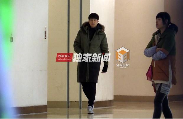 Mỹ nhân Lan Lăng Vương Phi lộ ảnh sống chung cùng bạn diễn điển trai - Ảnh 7.