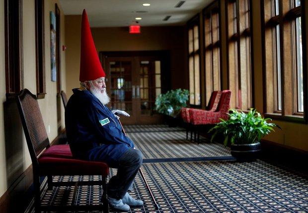 Bên trong trường đào tạo ông già Noel trước mùa Giáng sinh - Ảnh 11.