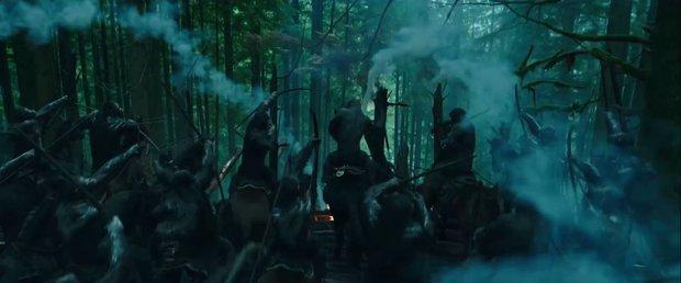 Trailer của War for the Planet of the Apes hé lộ cuộc chiến một mất một còn giữa người và vượn - Ảnh 6.