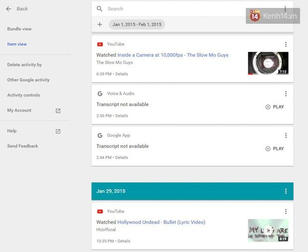 1 năm trước bạn từng Google những gì và xem gì trên Youtube? Đây là cách để bạn đào lại - Ảnh 7.