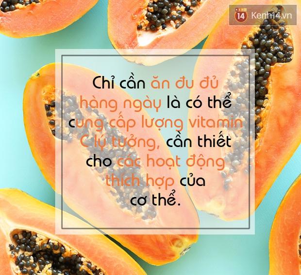 7 thực phẩm cần tăng cường vào mùa hè để ngừa mụn, sáng da - Ảnh 6.